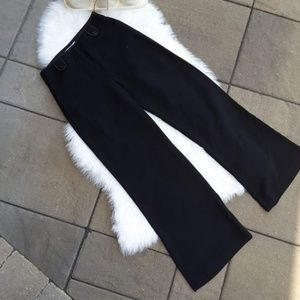 NEXT Multicolored Polka Dots Wide Leg Pants 8R